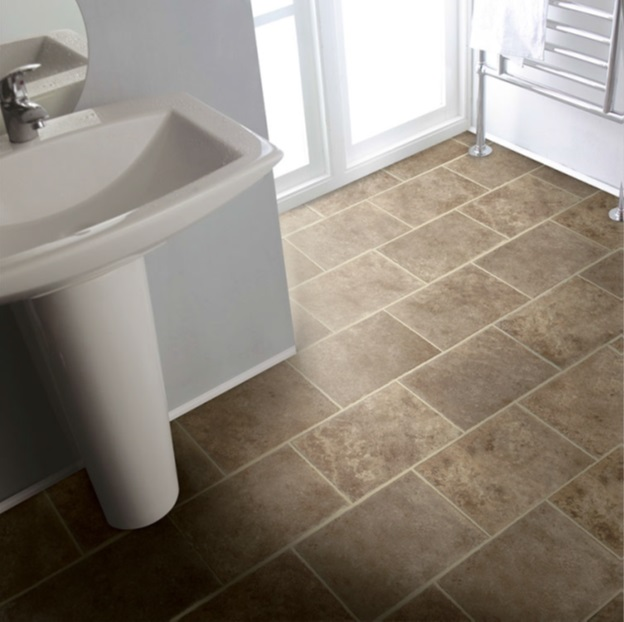 Awesome Flooring Options For Kitchens And Bathrooms