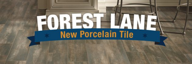 Tile That Looks Like Wood: New Forest Lane Porcelain Tile