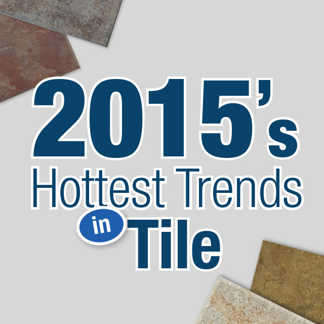 tile trends in 2015