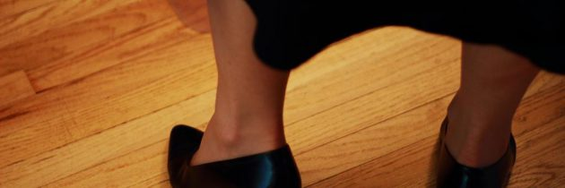 How to Remove Heel Marks from Hardwood Floors