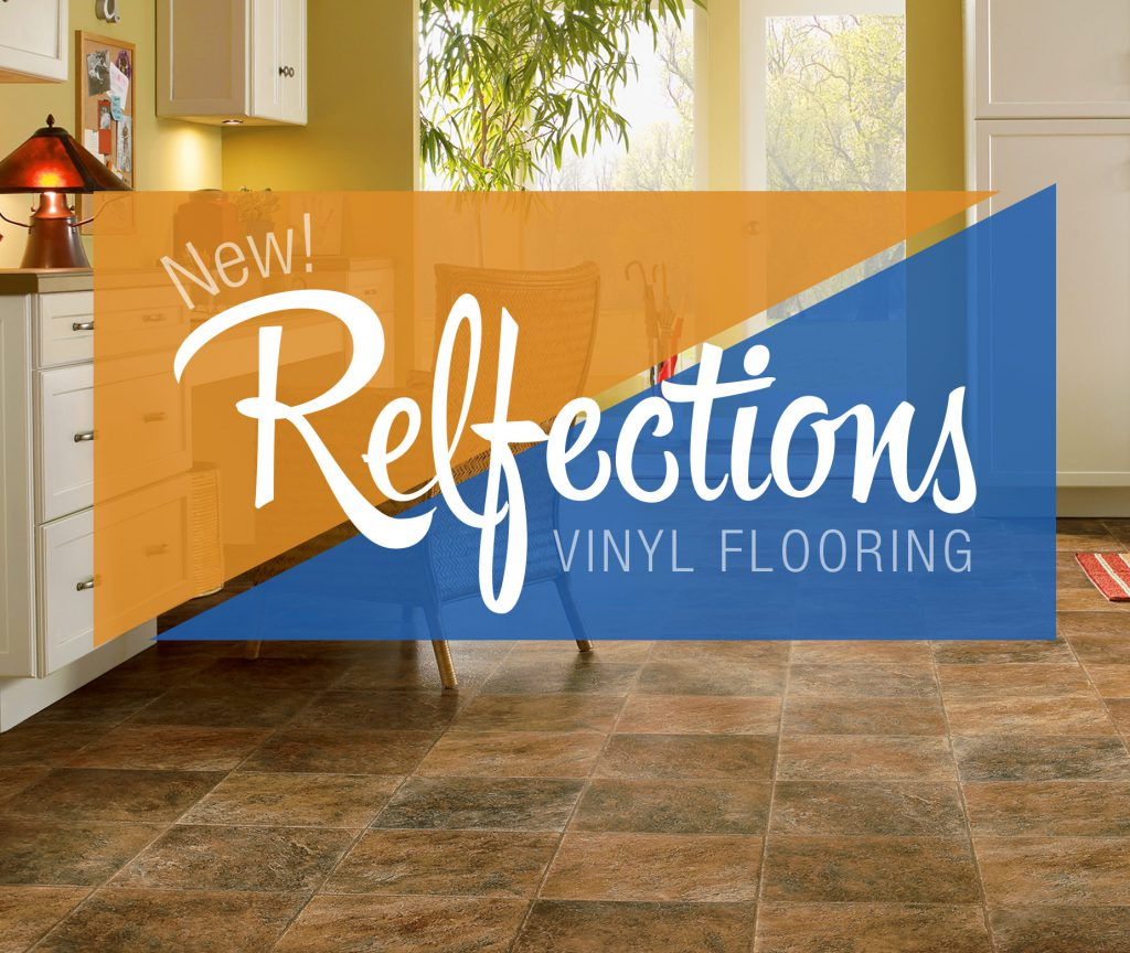 reflections vinyl flooring