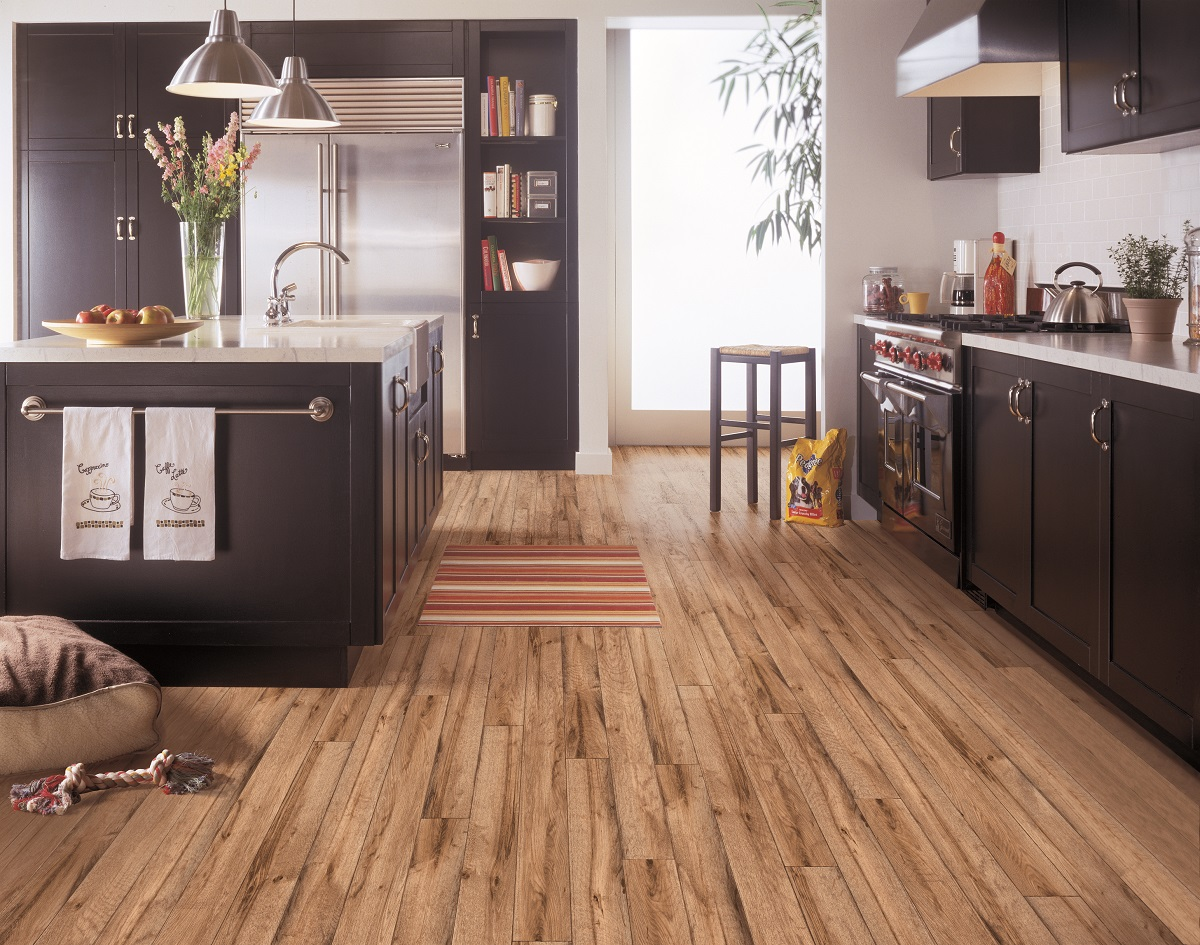 Kitchen And Flooring 5 Flooring Options For Kitchens And Bathrooms Empire Today Blog