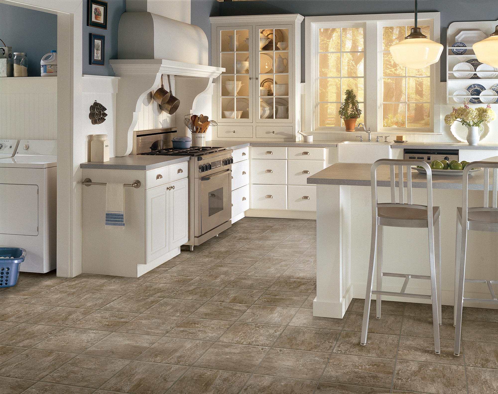Flooring For Kitchens And Bathrooms 5 Flooring Options For Kitchens And Bathrooms Empire Today Blog