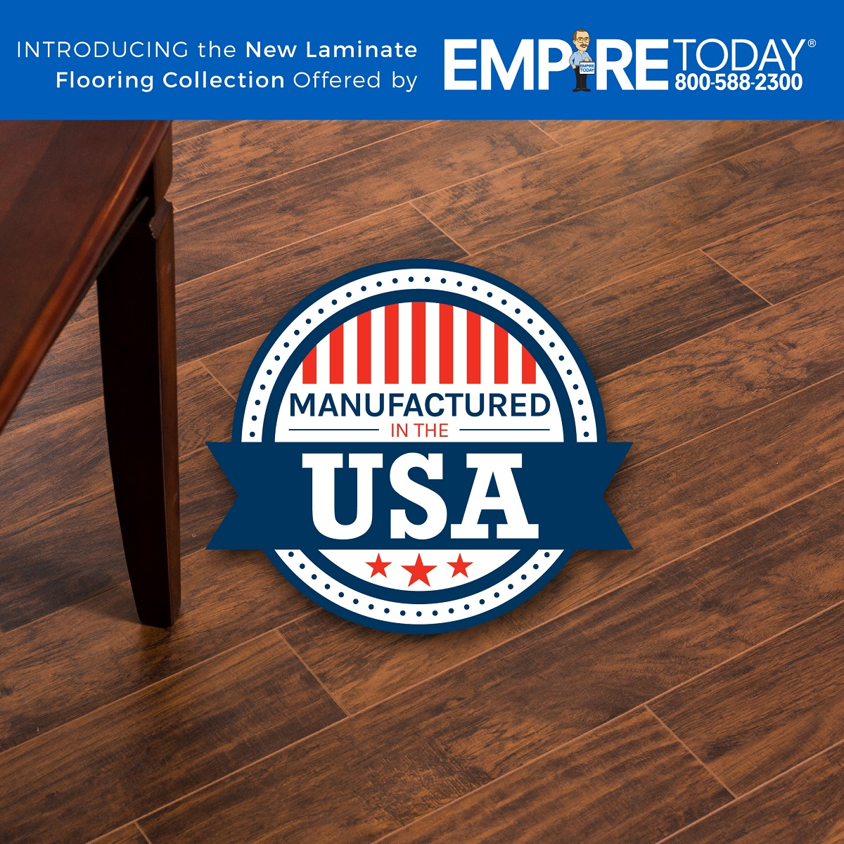 Manufactured In The Usa Laminate