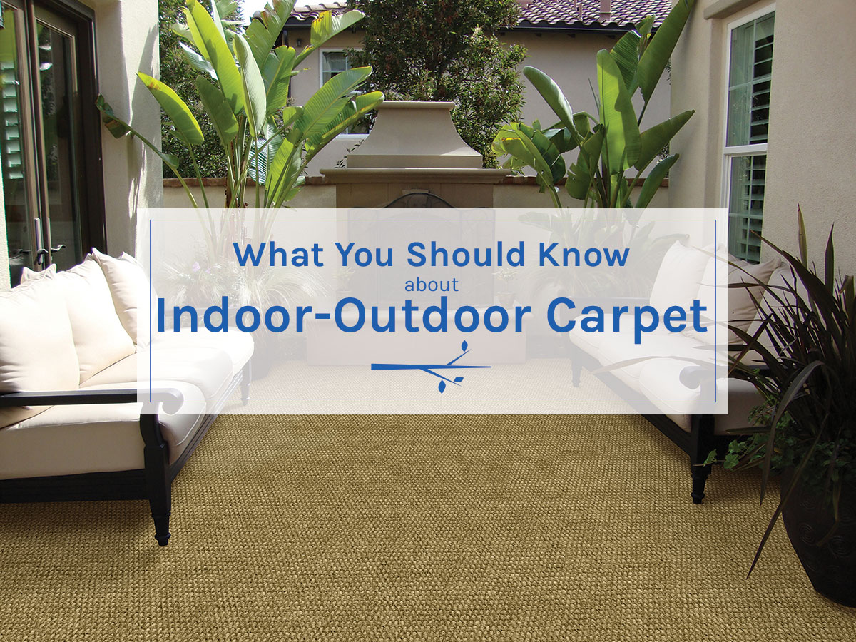 What You Should Know About Indoor Outdoor Carpet