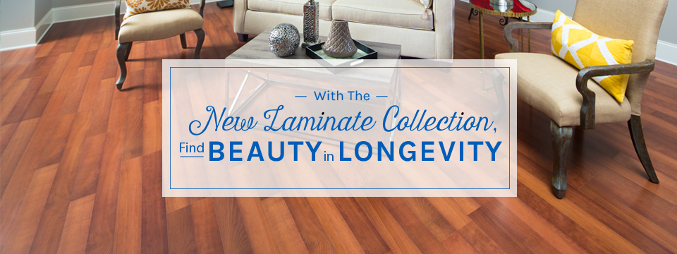 With the New Laminate Flooring Collection, Find Beauty in Longevity