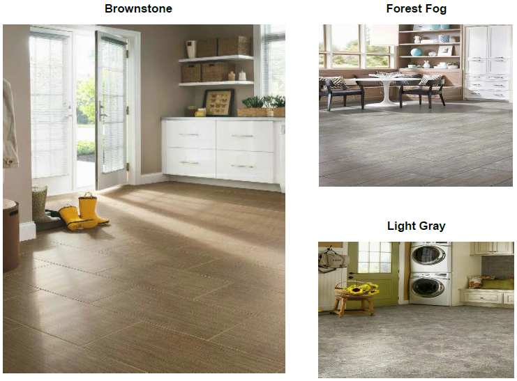 meridian luxury vinyl tile