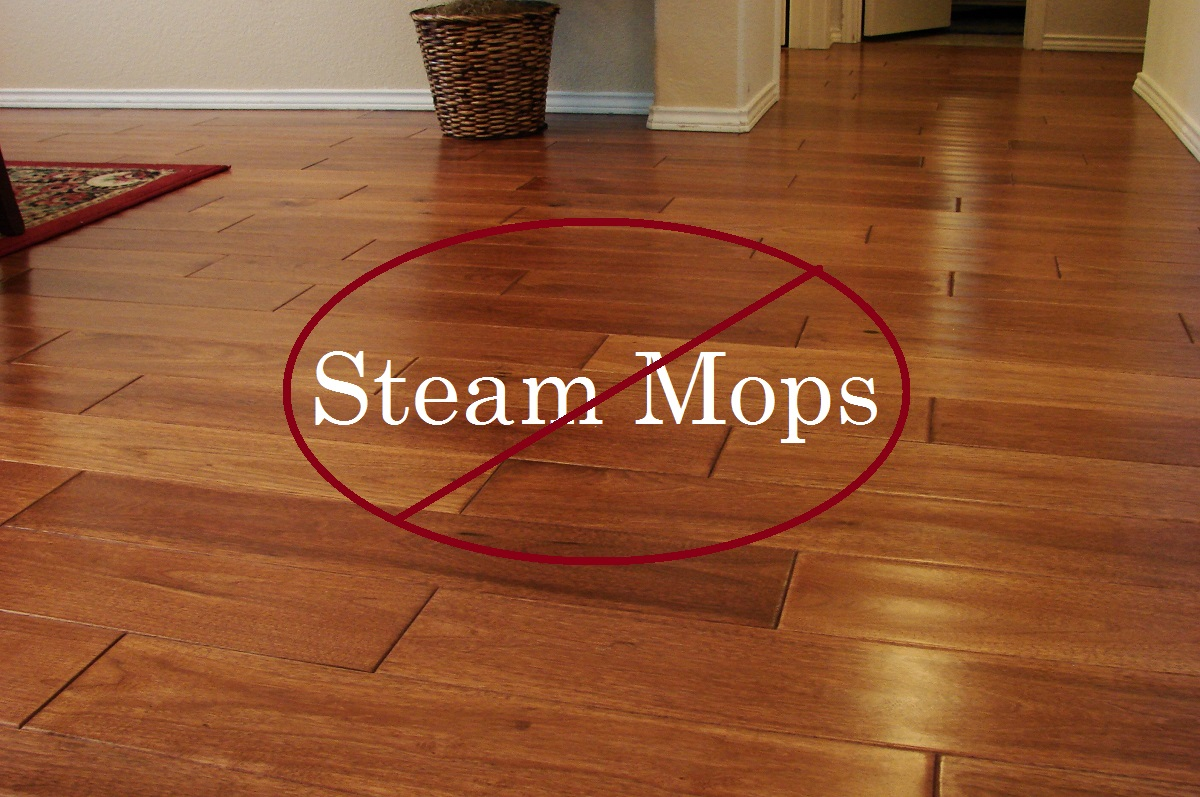 Steam Mops Not The Miracle Cleaning Method We Thought