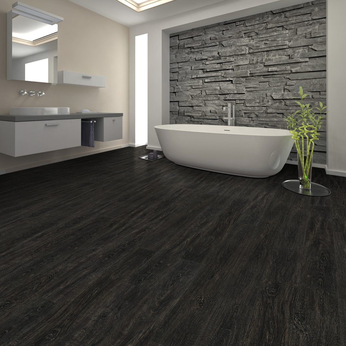 5 Flooring Options for Kitchens and Bathrooms | Empire Today Blog on american shower and bath, bedroom and bath, american kitchen cabinets placerville, american kitchen and bar, american kitchen & bath inc,