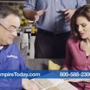 Shop at Home for New Floors in Lafayette with Empire Today