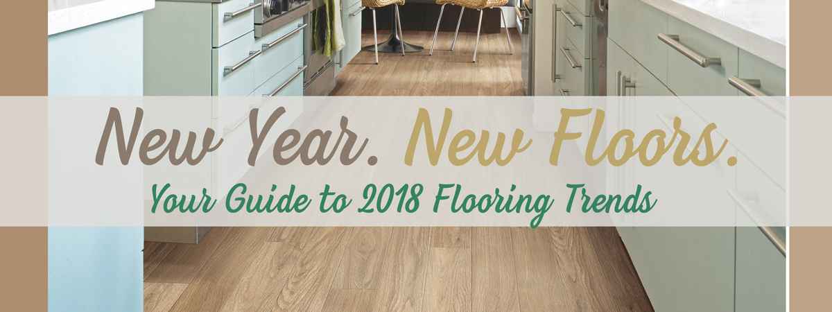 New year new looks 2018 flooring trends empire today blog for Wood floor trends 2018