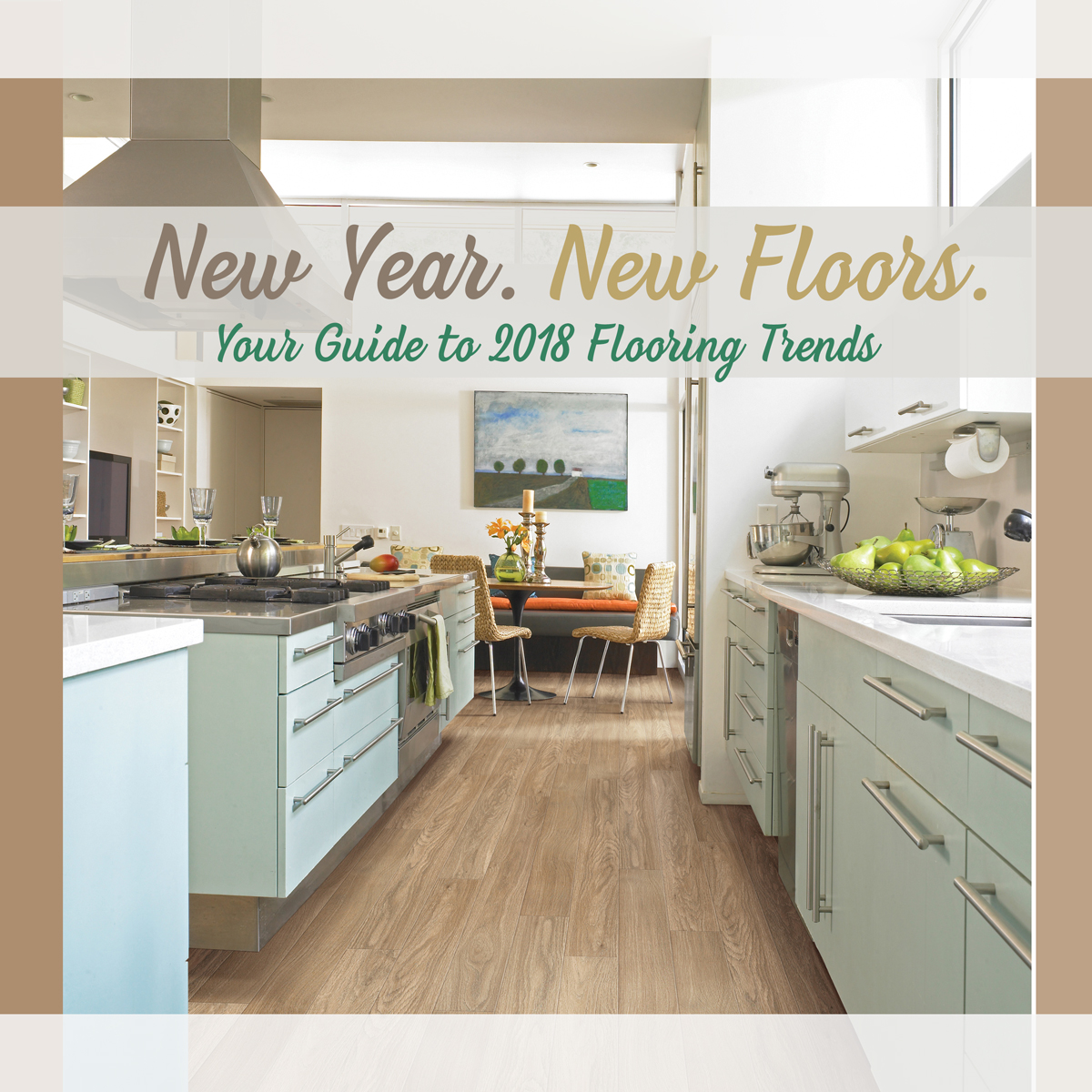Your GUide to 2018 Flooring Trends