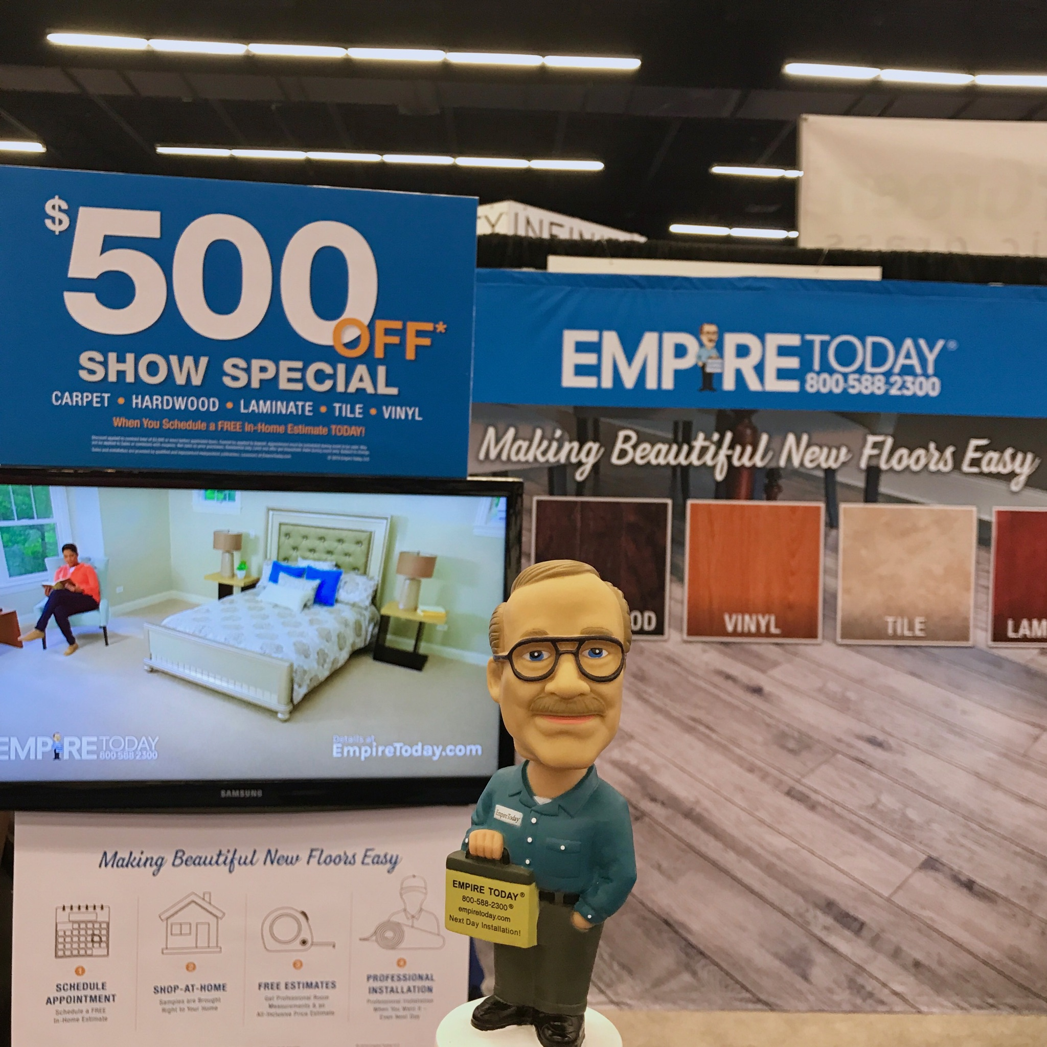 Visit Empire Today At A Home Show Near You Empire Today Blog