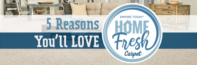 5 Reasons You'll Love HOME Fresh Carpet