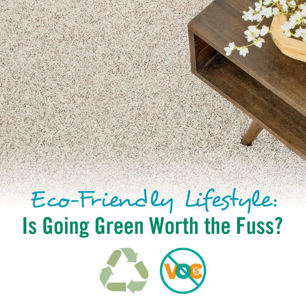 is the eco-friendly lifestyle worth the fuss