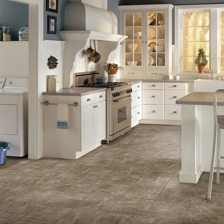 Options vinyl tile