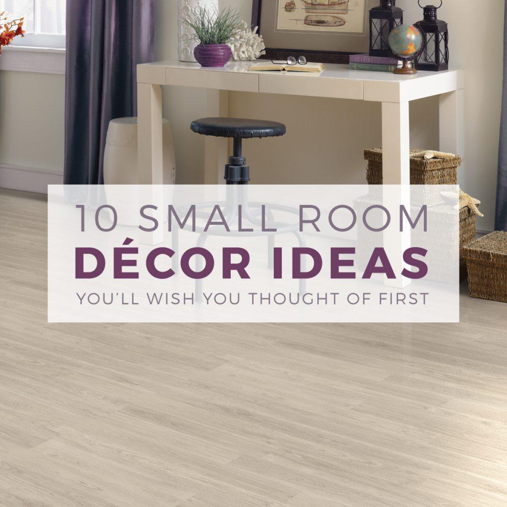 Small Room Decor Ideas