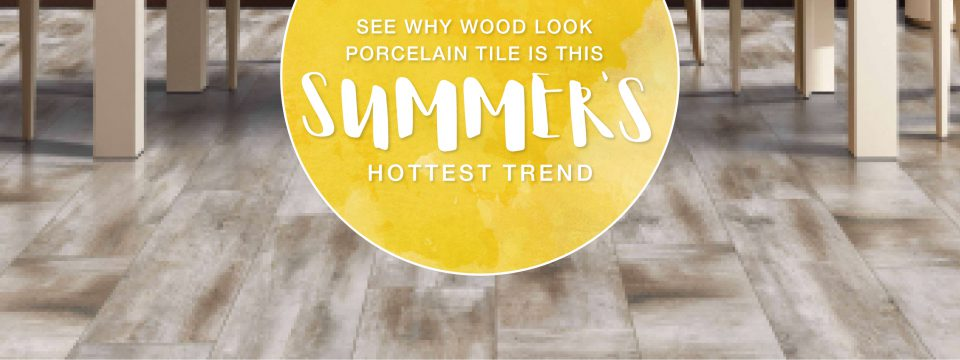 Wood Look Porcelain Tile Isn't Just a Trend, It's Here to Stay